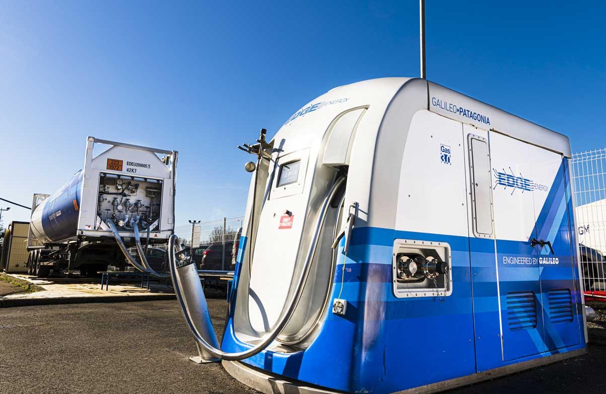Edge Energy Europe investit le marché des stations GNC et GNL