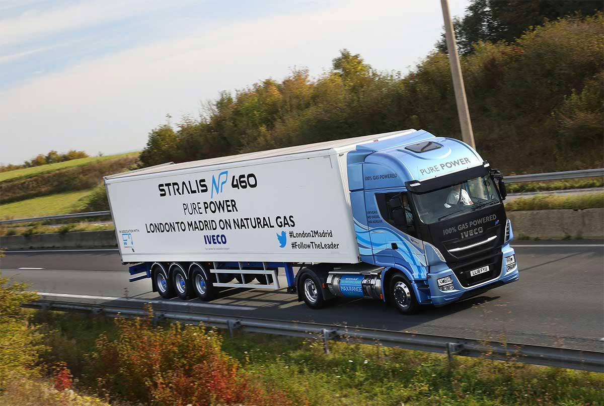 L'Europe s'accorde sur la baisse d'émissions de CO2 des poids-lourds