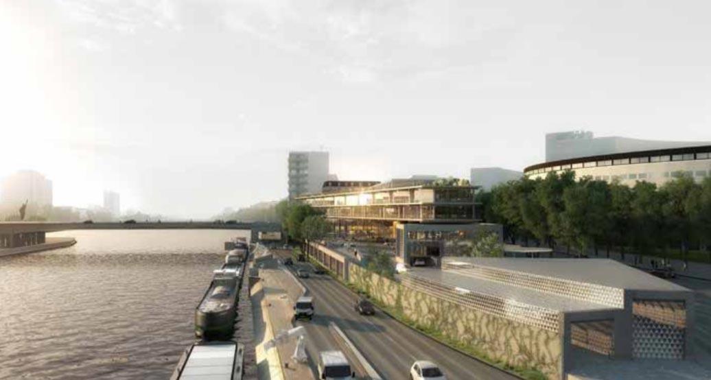 Paris : le SIGEIF, Air Liquide et GRDF récompensés pour leur projet de station multi-énergies