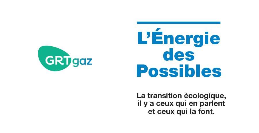 Avec l'Energie des Possibles, GRTgaz rappelle le rôle du GNV dans la mobilité
