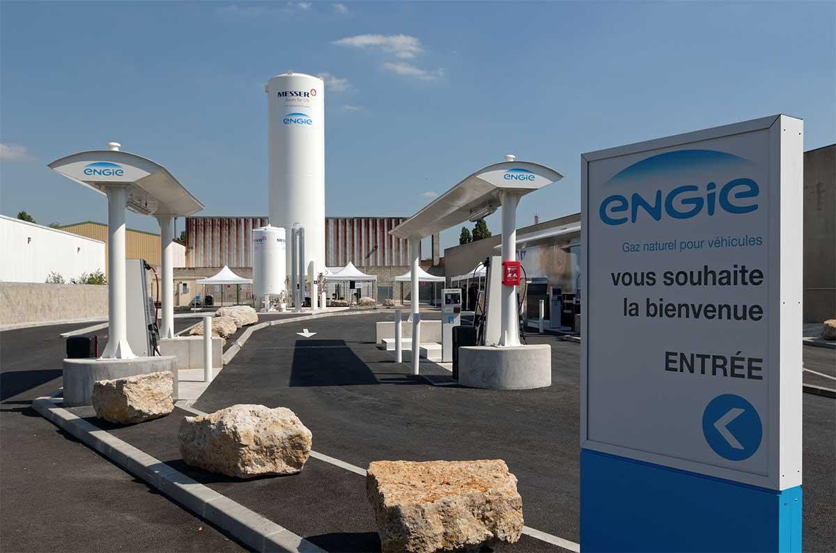 XPO Logistics va ravitailler les stations GNL d'Engie Solutions