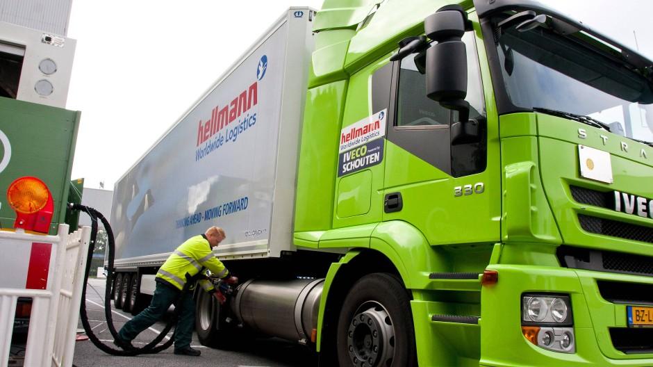 Allemagne : l'exemption de péages pour les poids-lourds GNV bientôt prolongée ?