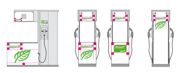 Gaz naturel – Vers une normalisation du marquage des stations de ravitaillement