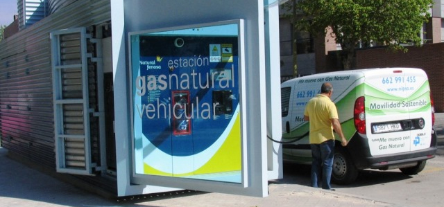 Espagne - Une �tude de l�ANFAC souligne le fort potentiel du GNV