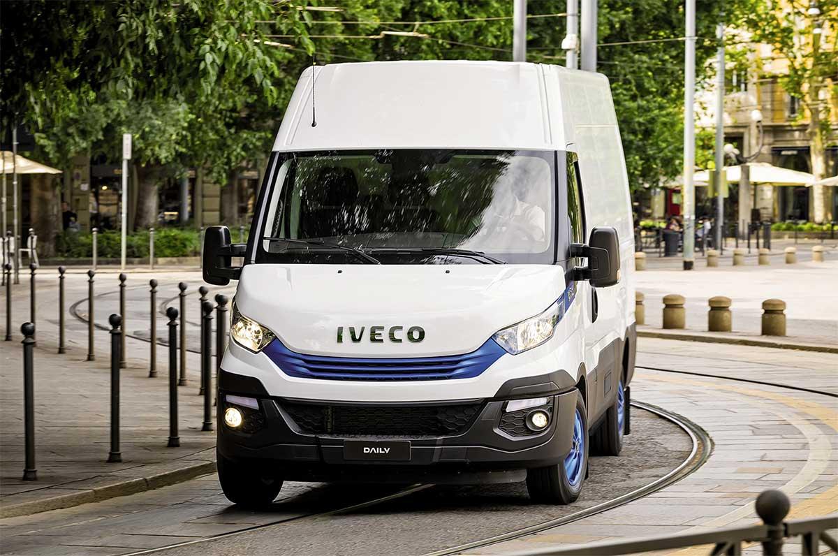 Essai Iveco Daily Blue Power GNV : gaz confort !