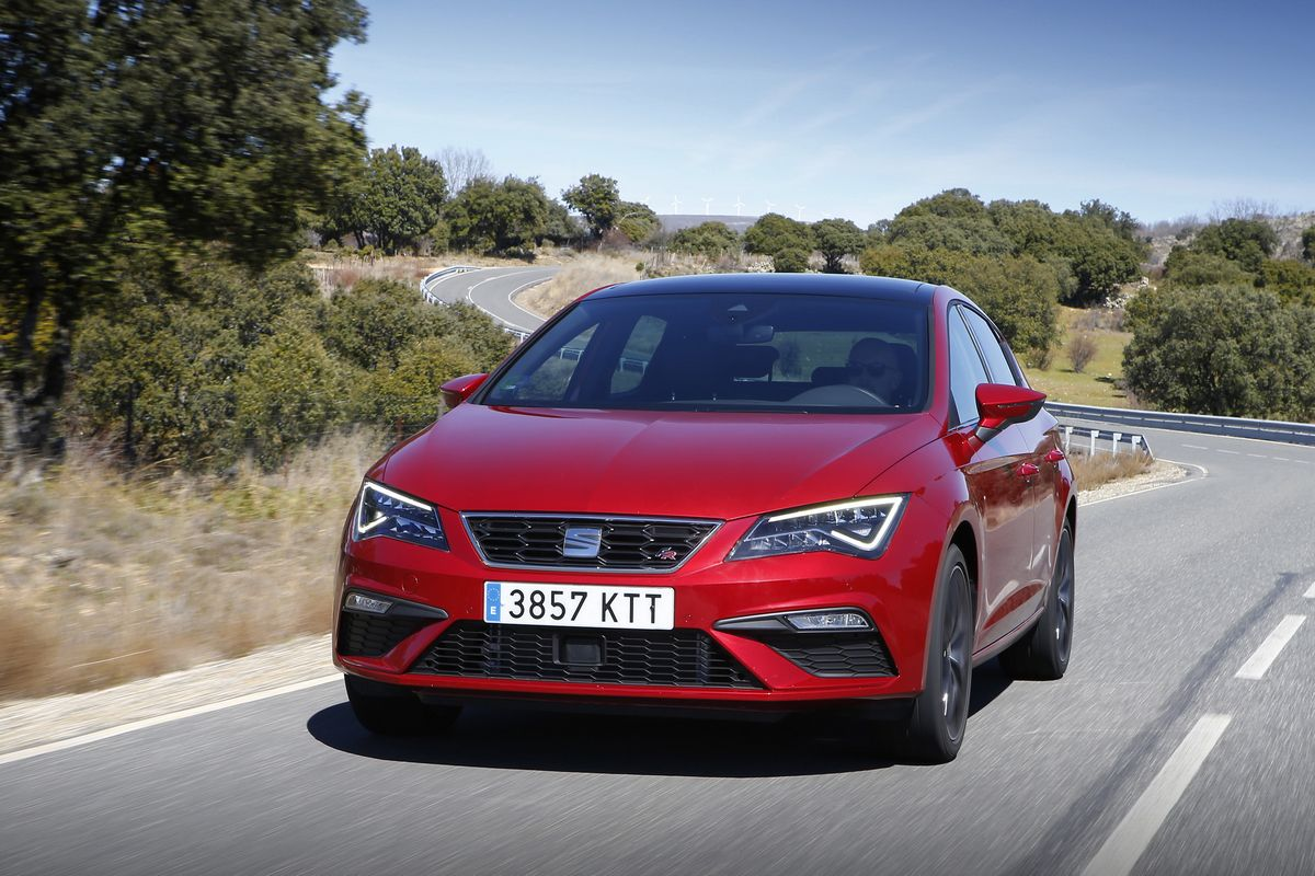 Essai Seat Leon TGI : la compacte espagnole met les gaz !