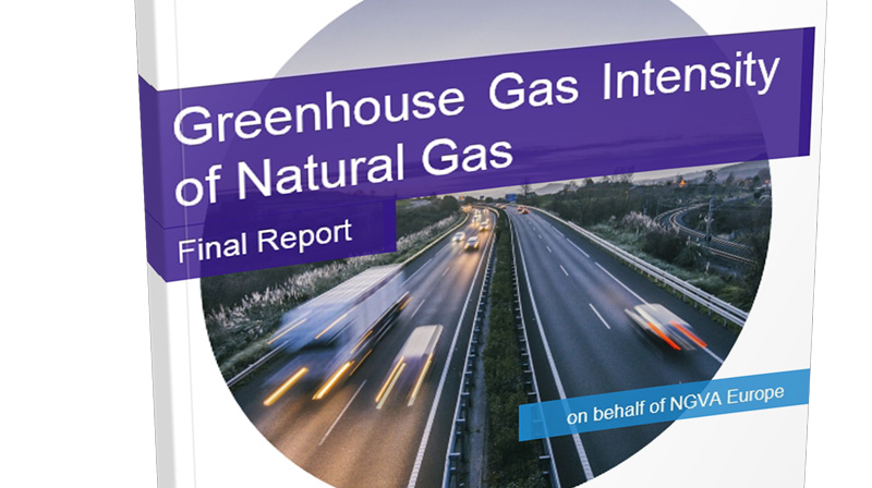 GNV et émissions de CO2 : l'étude NGVA Europe confirme l'avantage du gaz par rapport au diesel