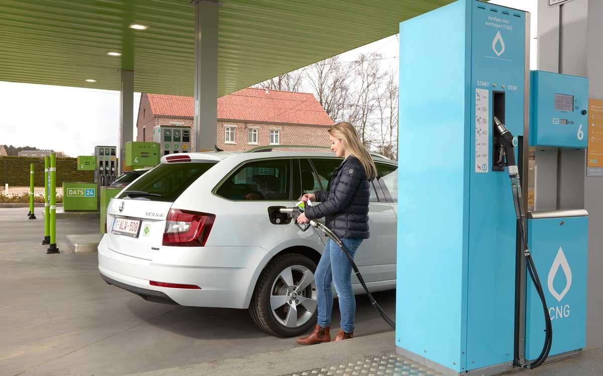 Rouler au GNV coûte 70 % moins cher qu'avec un carburant issu du pétrole