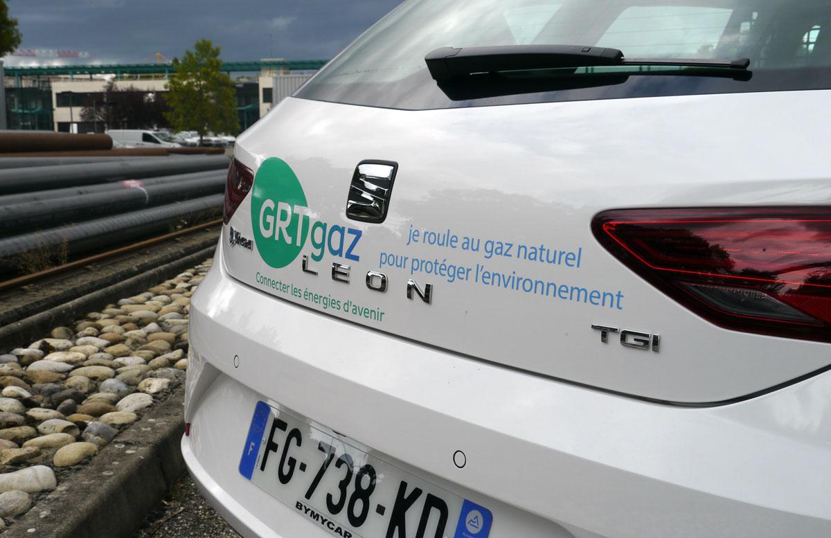 En France, 10 % des entreprises envisagent le GNV pour leurs flottes