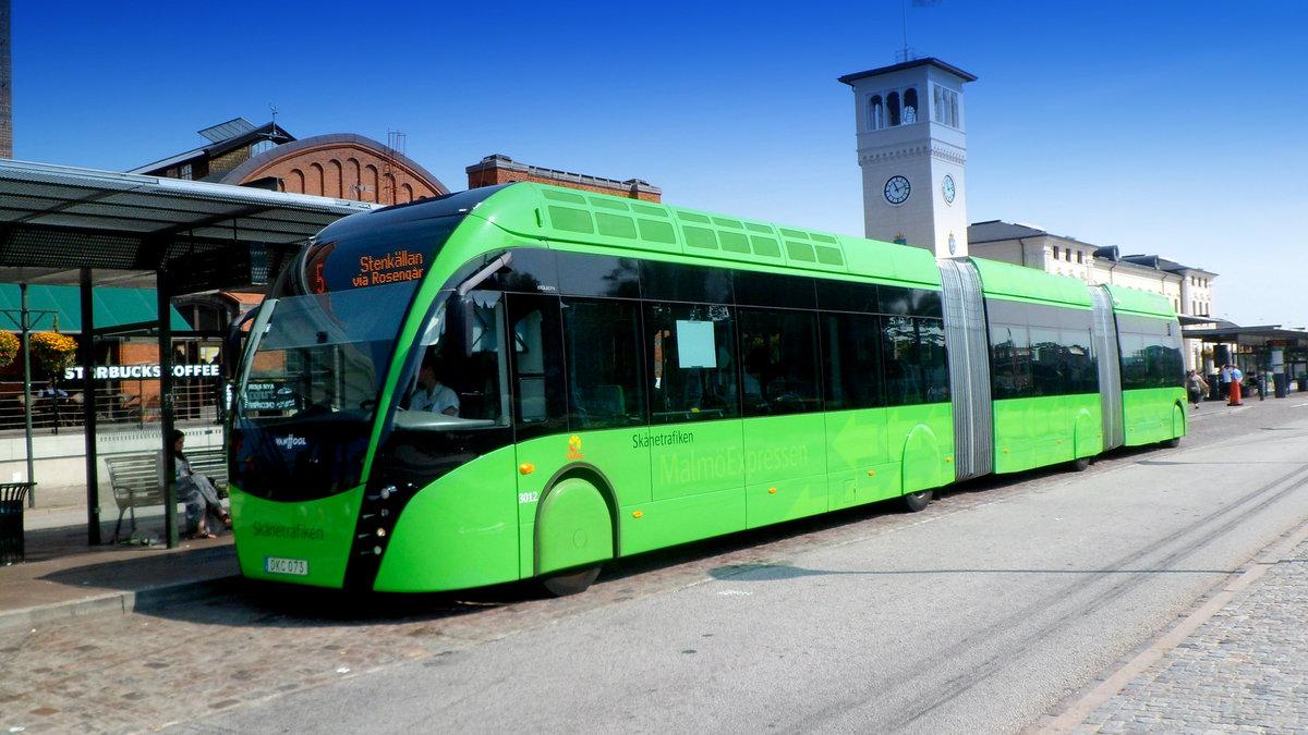 Des bus hybrides GNV pour Nîmes Métropole
