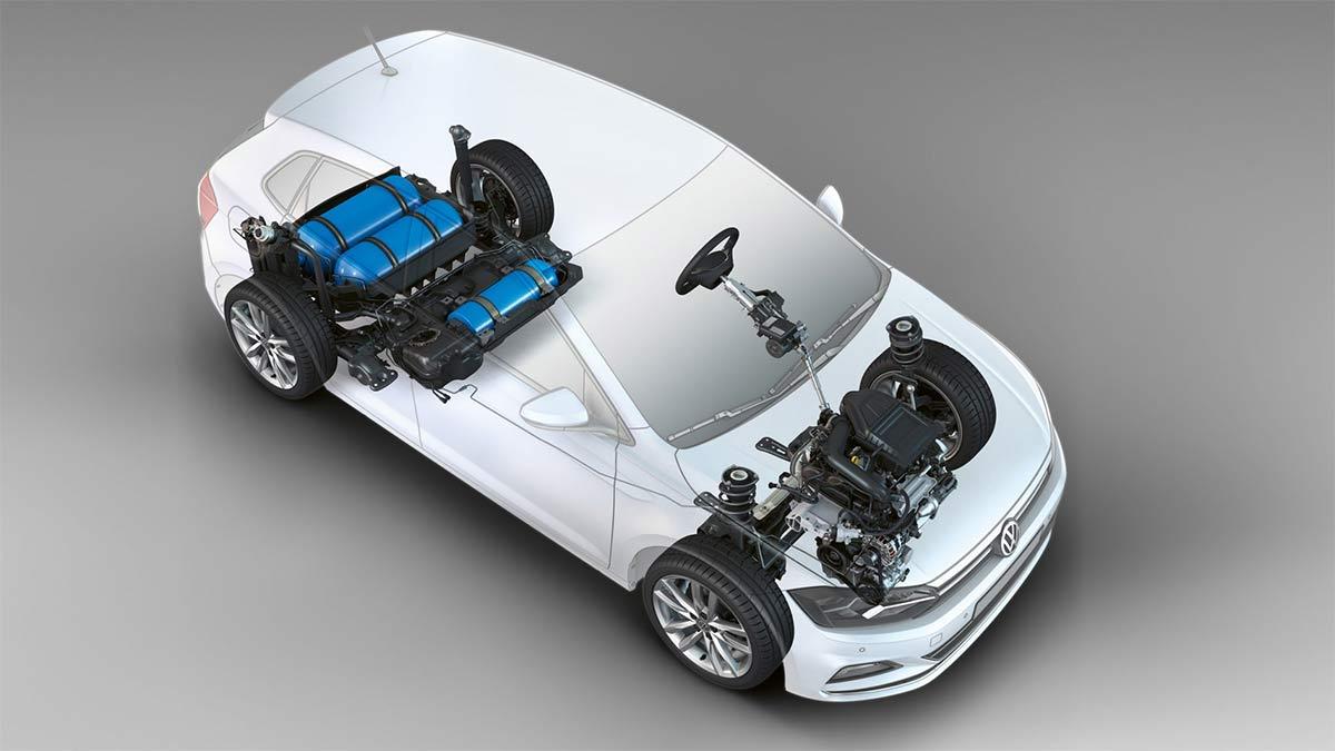 Bientôt la fin des voitures GNV chez Volkswagen ?