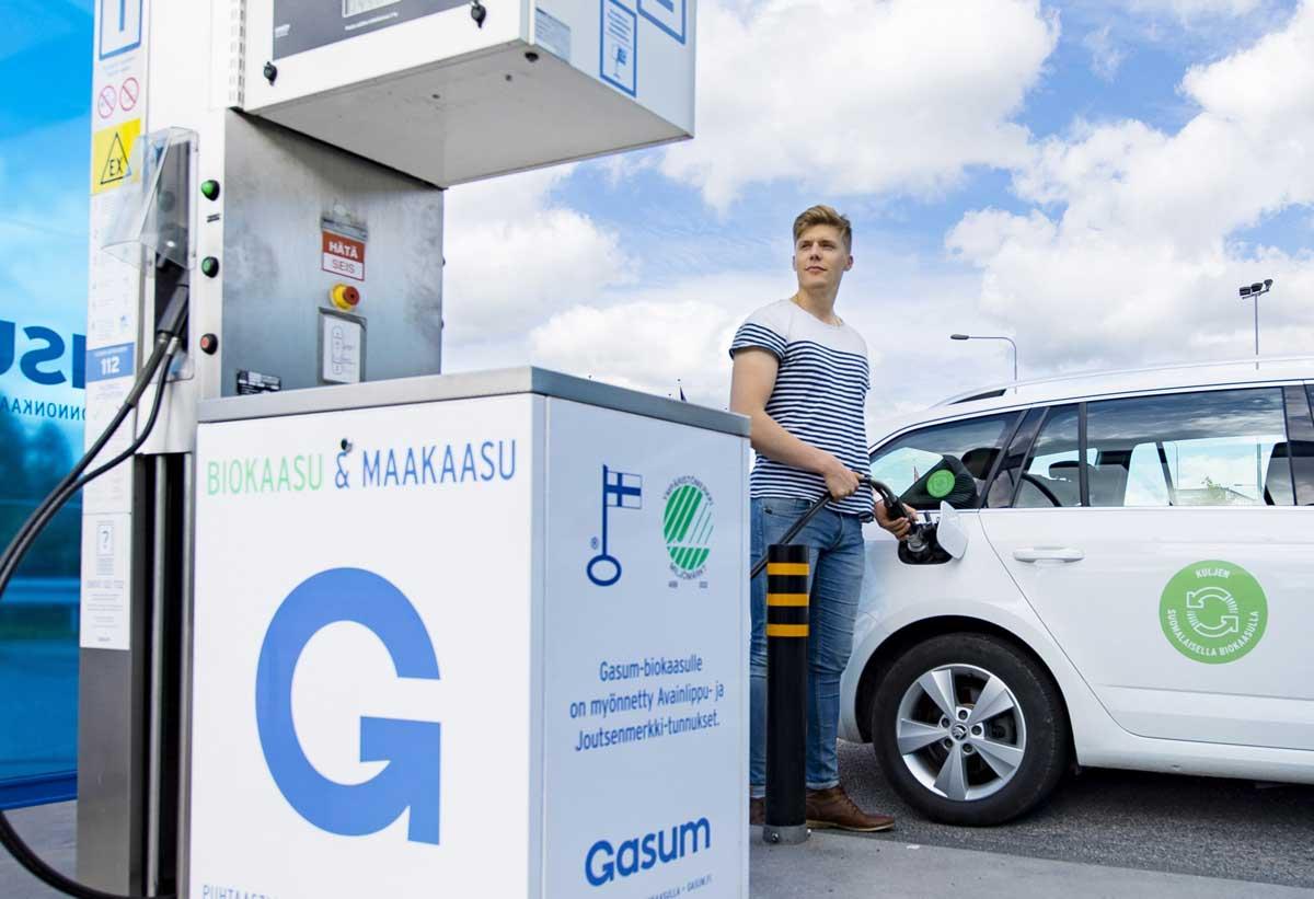 Finlande : la barre des 10.000 véhicules GNV immatriculés est franchie
