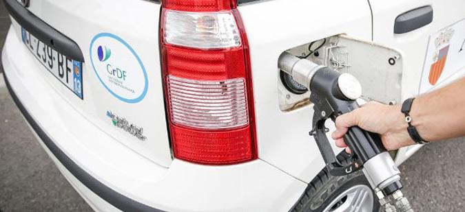 La loi de finances 2016 confirme l'avantage fiscal du GNV sur le diesel