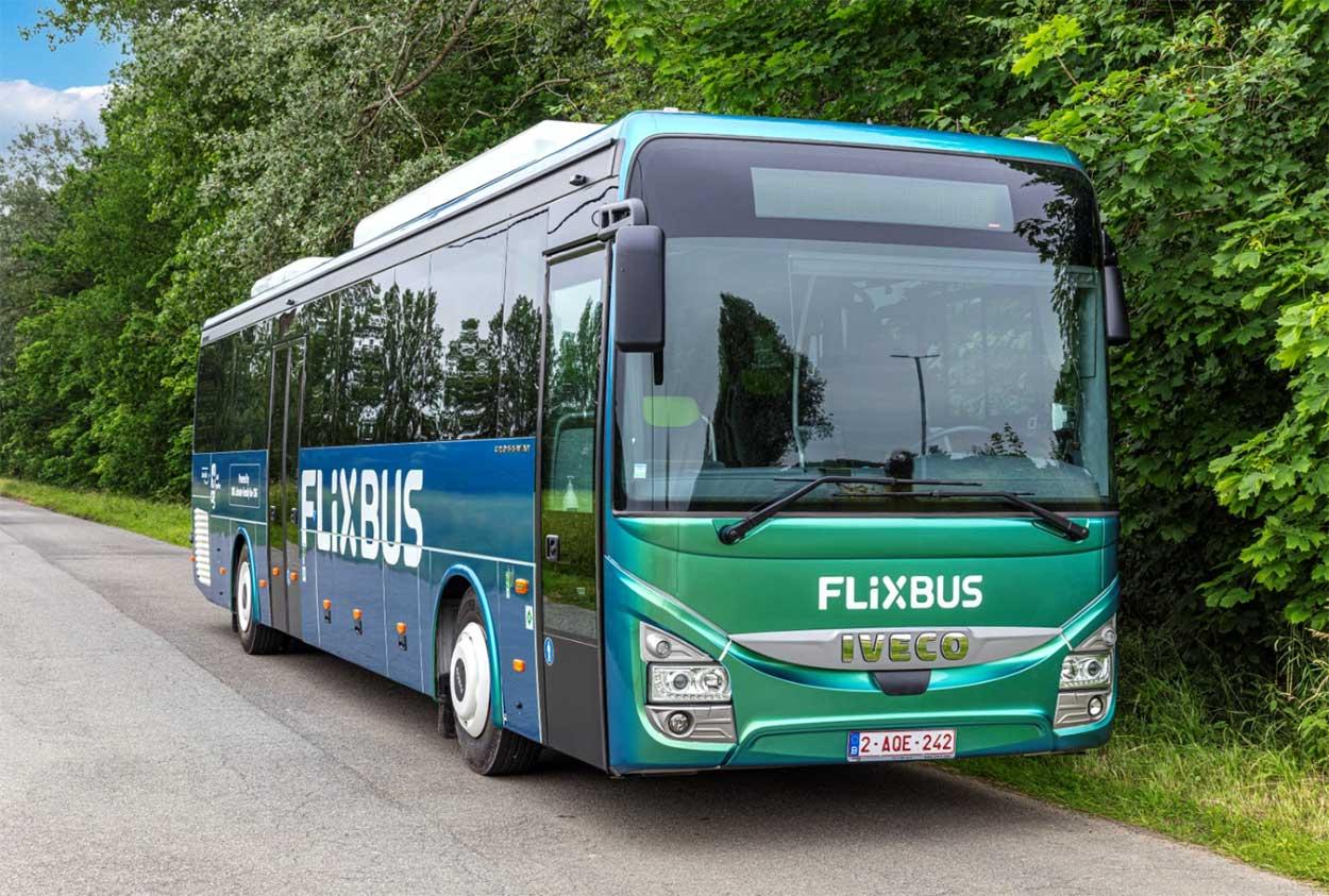 FlixBus mise sur les autocars au gaz naturel