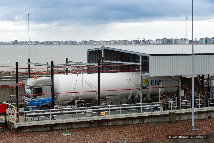 GNL : Fluxys renforce ses infrastructures au terminal de Zeebrugge