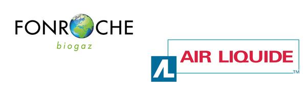 Air Liquide investit dans Fonroche Biogaz