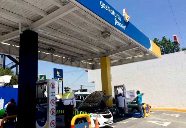 Gas Natural Fenosa construit des stations GNV au Mexique