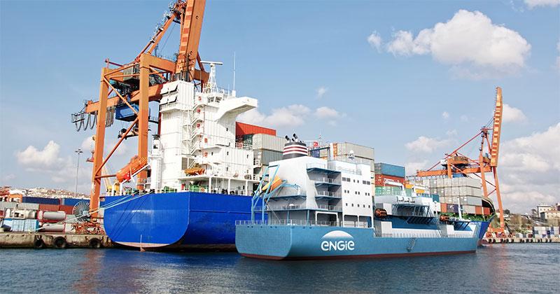Gas4Sea : Engie, Mitsubishi et NYK se lancent dans le GNL maritime