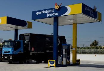 Gas Natural Fenosa veut d�ployer un � corridor � de stations GNL en Espagne