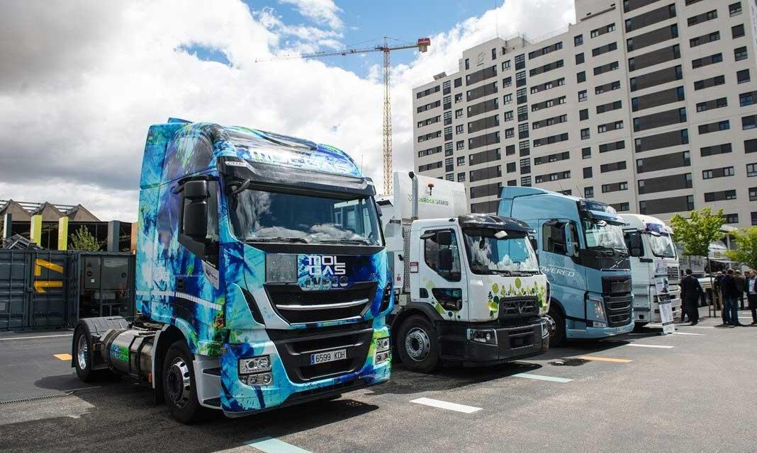 Les véhicules GNV en forte progression en Espagne
