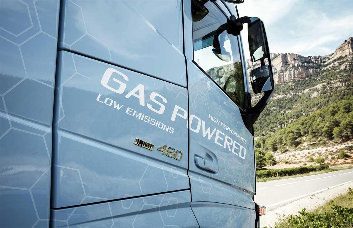 En Espagne, les ventes de véhicules GNV ne cessent de progresser