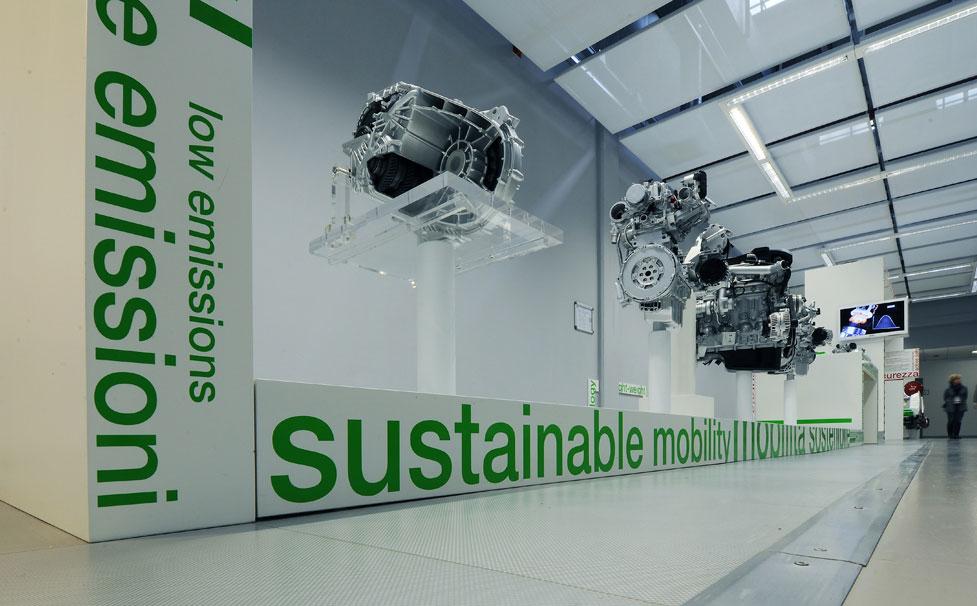 GasOn : plus de 45 % de rendement pour un moteur à gaz 2 litres 4 cylindres