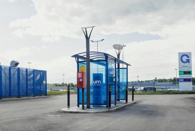 Gasum prévoit d'installer 35 nouvelles stations GNV en Finlande