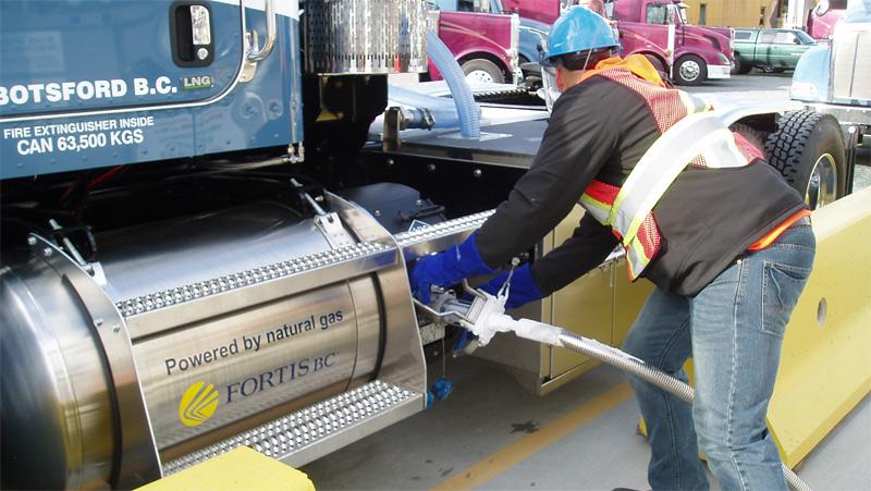 GE Capital et Gaz Métro s'associent pour promouvoir le gaz naturel chez les transporteurs