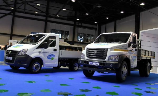 Russie – Gaz Group r�v�le la nouvelle g�n�ration de ses v�hicules GNV Euro 5