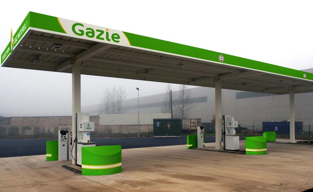 Gazie : un nouveau réseau spécialiste des stations bioGNV