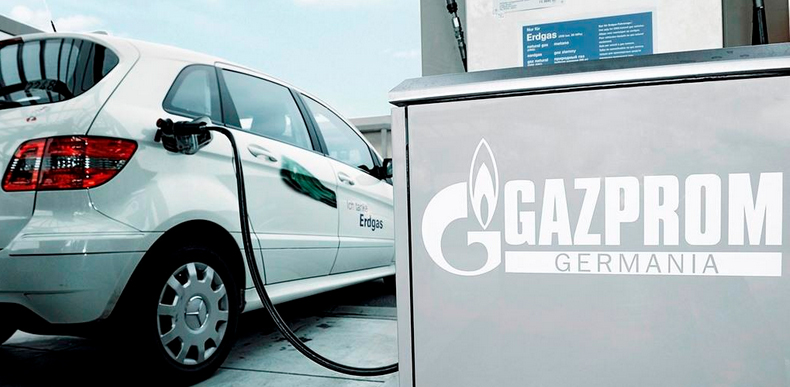 Allemagne � GazProm rach�te 4 stations GNV � EnBW