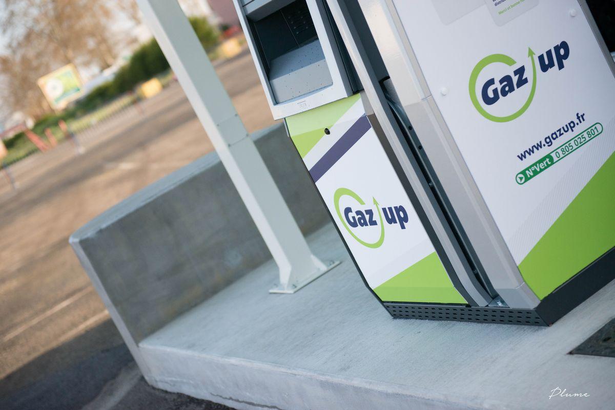 En Gironde, Gaz'Up débute les travaux de la future station bioGNV de Langon