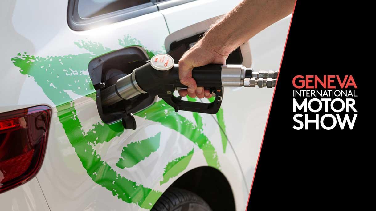 La mobilité GNV s'invite au salon de l'auto de Genève 2020 [ANNULE]