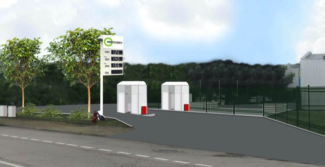 Stations GNV : GN Drive prévoit trois déploiements en Normandie d'ici fin 2017