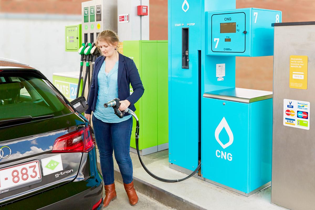 Voiture GNV : la Creg assure que le gaz est plus rentable que toute autre énergie