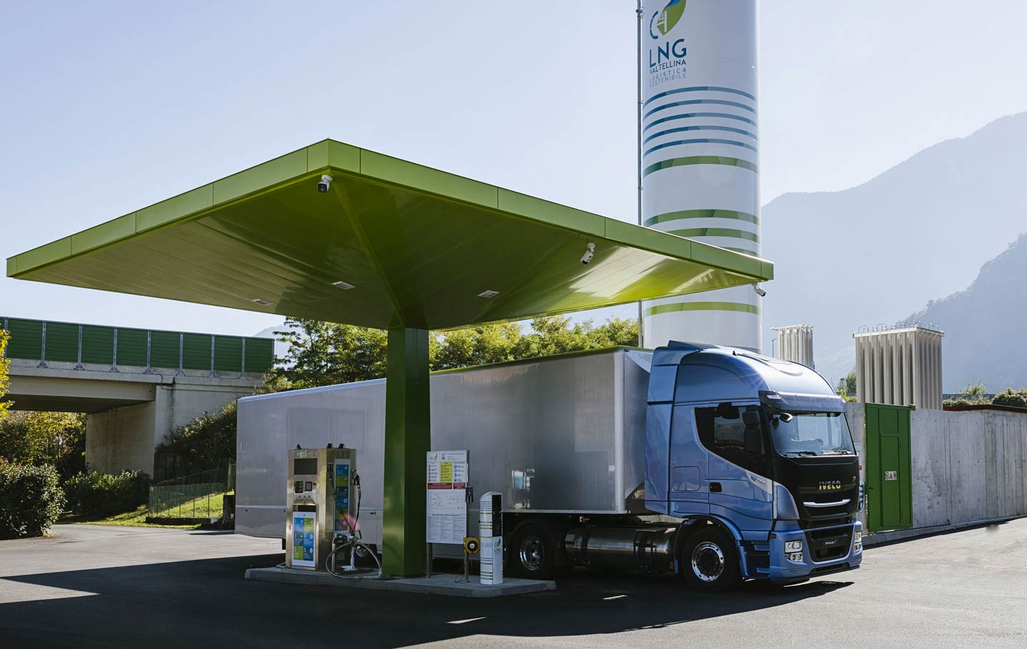 Biométhane : les garanties d'origine du GNL carburant en danger