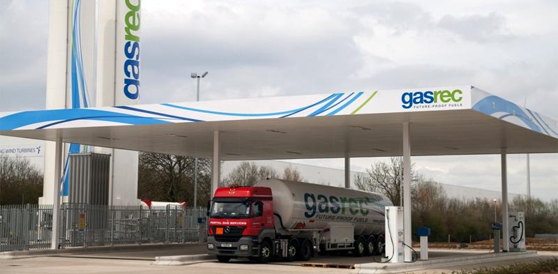 L'Europe finance le d�ploiement d'une station GNL en Belgique