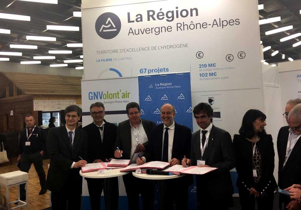 GNVolont'air annonce l'ouverture d'une station GNV au Grand Annecy