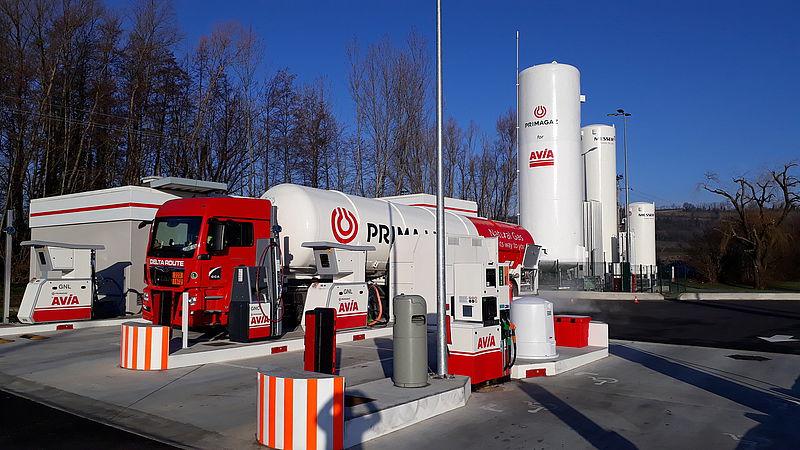 Primagaz : 10 stations GNV opérationnelles en France d'ici fin 2020