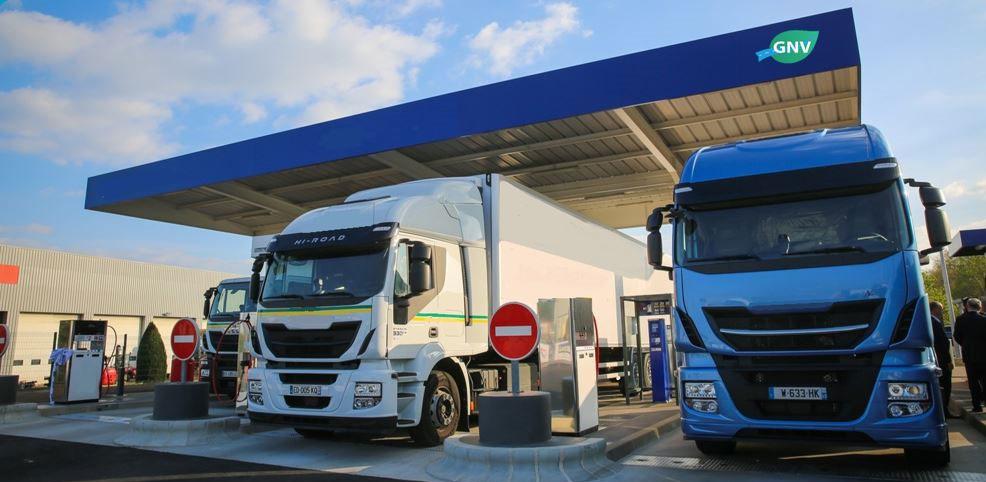 GNV : GRDF offre 3000 euros aux transporteurs du grand ouest
