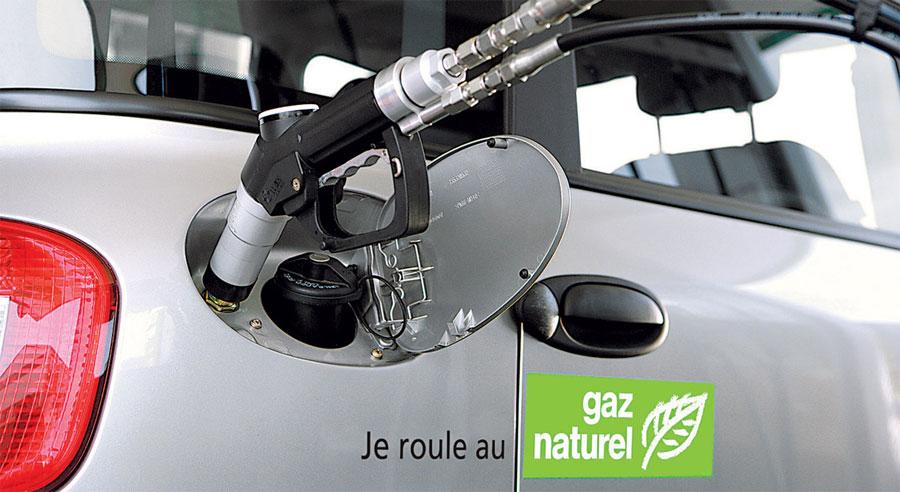 Yvelines � Du GNV et du biogaz pour Maisons-Laffitte