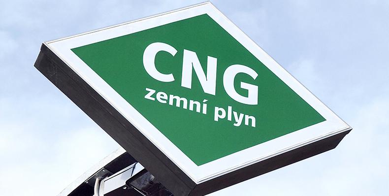 R�publique Tch�que - Les v�hicules GNV en forte en croissance en 2014