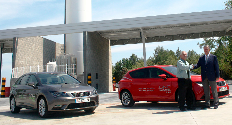 Espagne - Le Groupe HAM inaugure la plus grande station GNL-C d�Europe