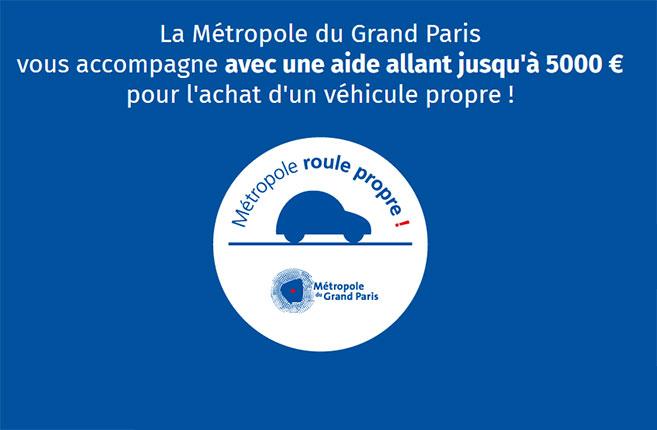 Grand Paris : jusqu'à 5000 euros d'aide pour le véhicule GNV