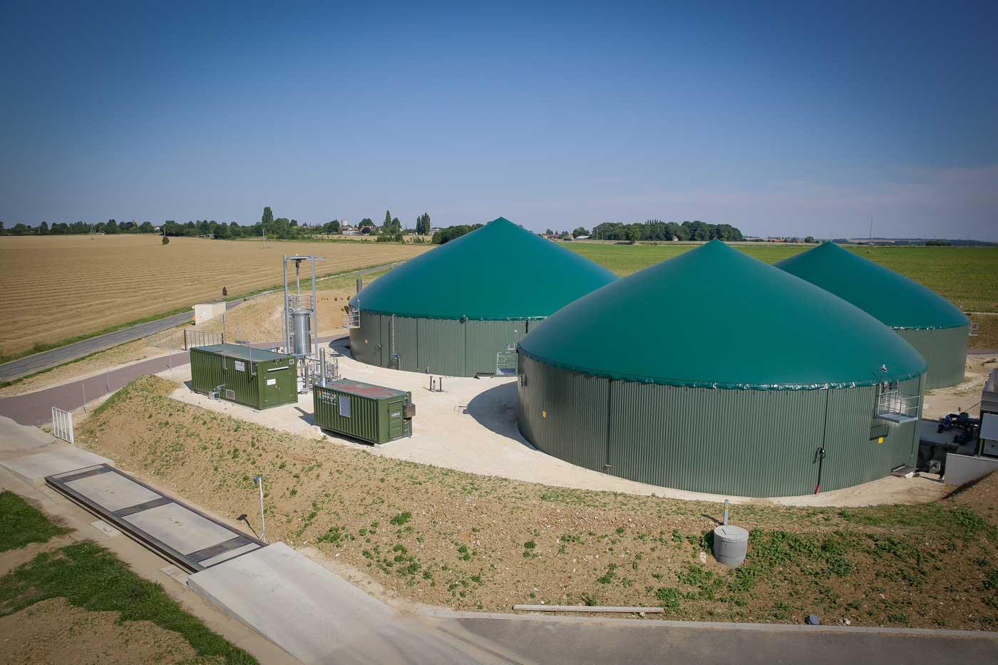 Pour GRDF, la révolution du gaz vert est en marche