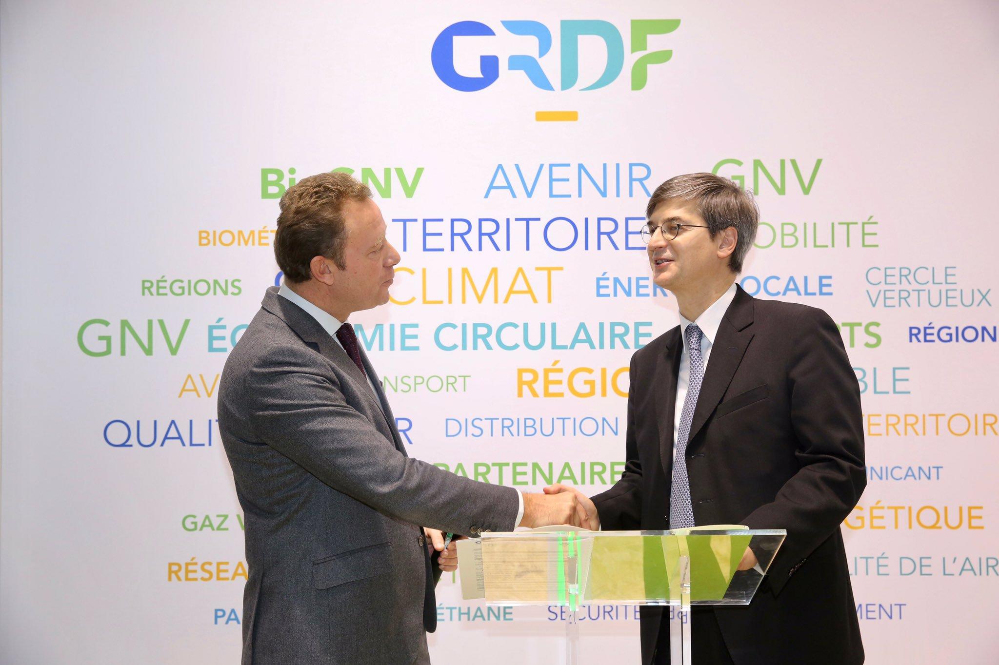 Le CNPA et GRDF s'unissent pour développer les stations GNV
