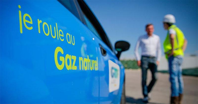GRDF � � Rouler au GNV aujourd�hui, c�est rouler au bioGNV demain � - Entretien avec V�ronique Bel