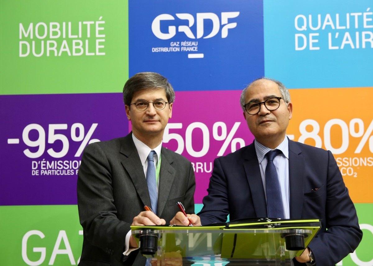 L'Institut d'Aménagement de l'Urbanisme et GRDF s'associent pour développer le bioGNV en Ile-de-France