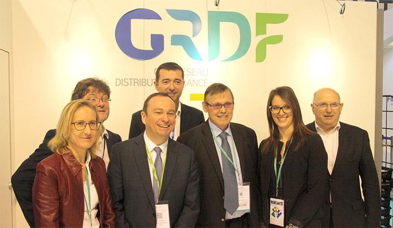BioGNV : GRDF et Martin Brower vont expérimenter le reverse logistic
