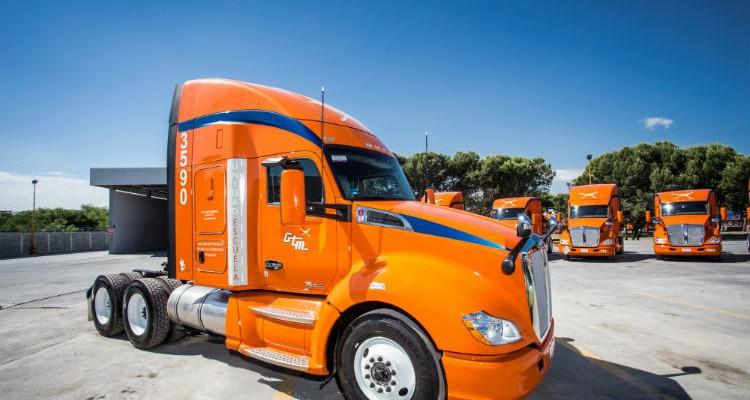 Au Mexique, les poids lourds entament leur transition vers le GNV